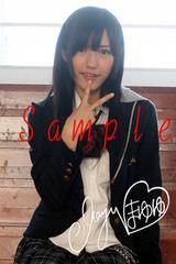 【送料無料】AKB48渡辺麻友 写真5枚セット<サイン入> 37