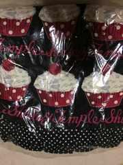 シャーリーテンプルShirley カップケーキ スカート 黒 160cm
