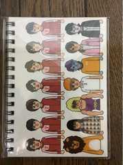 関ジャニ∞ リングノート