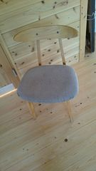 無垢ダイニングチェア♪椅子メーカーズ♪makers*カレン北欧style