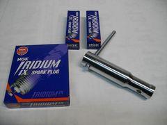 (2C)RG250RG250ENGKイリジウムプラグセット