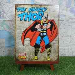 ★新品★【ブリキ看板】The Mighty Thor/マイティ・ソー