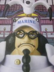 ワンピース海軍DXフィギュアvol.1戦国センゴクフィギュア   グラメン 造形王