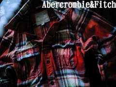 �yAbercrombie&Fitch�z�ō��� Vintage �������ټ�� XXL/Orange
