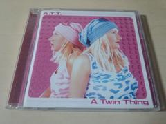 A.T.T. CD「ツイン・シングA TWIN THING」●