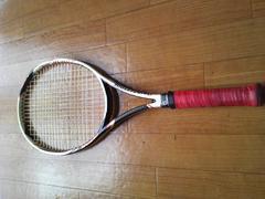 テニスラケット、ブリジストン,NASLON,BLADE,中古