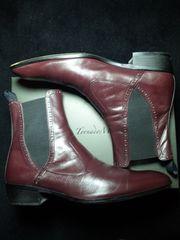 トルネードマート〓サイドゴアブーツ靴ボルドー/L〓TORNADO MART
