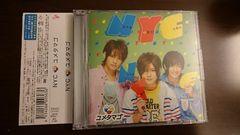 NYC「ユメタマゴ」初回DVD+帯付/Hey! Say! JUMP 忍たま乱太郎