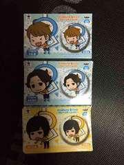 Kiramune 缶バッジ〜クレーンゲームver.〜 3種セット 送料205円