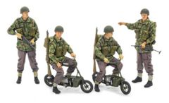 時時8 伊軍 バイク戦闘兵 8セット