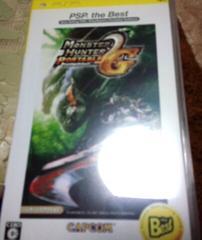PSPモンスターハンター2G