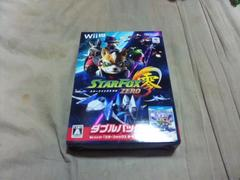 【新品Wii U】スターフォックス零 ゼロ ダブルパック