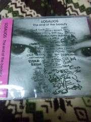 未開封CD:LOSALIOS(中村達也ブランキー)The end〜