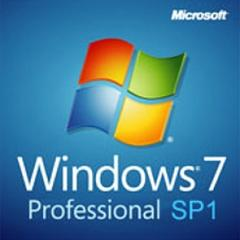 Windows 7 Professional 64bit/32bit SP1適用 OEM版