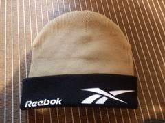 REEBOK ニット帽