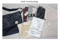 アースミュージック&エコロジー*earth music&ecologyショルダーバッグ入り福袋