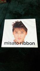 渡辺美里  misato-ribon   CD