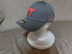 ◆USA購入【NEWERA】39THIRTY NBA【CHICAGO BULLS】ロゴ刺繍CAP