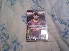 【新品PSP】 サッカーウイニングイレブン2011