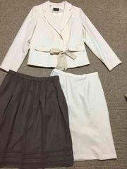 新品スーツ3点セット☆大きいサイズ☆15ABR