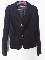 ジャケット 黒 sizeM 形きれい