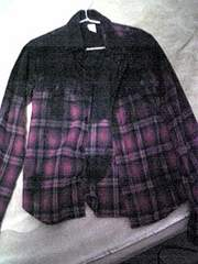 プレッジ ネルシャツ