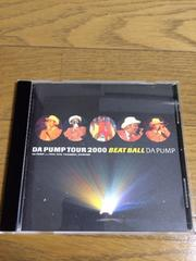 DA PUMP tour 2000 beat ball dvd ライブdvd ダパンプ 送料込み