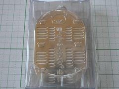 037●リラックマ 小判 銀色 シルバー 2010年 ストラップ 非売品