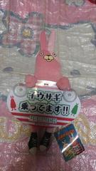 ☆車用品カーピタン☆ウサビッチ☆キレネンコ☆子ウサギ乗っています!!