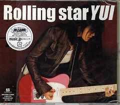 YUI★Rolling star★初回限定盤★未開封/BLEACH