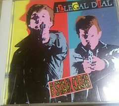 CD THE STAR CLUB ILLEGAL DIAL スタークラブ