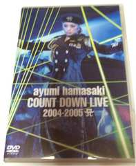 �����l�肠��݁wCOUNTDOWN LIVE 2004-2005 A�x����