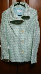とっても素敵なジャケット☆ウエストひも付き☆新品未使用品