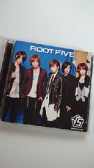 ROOT FIVE DVD�t��������A ��5 CD�A���o����������