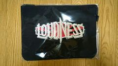 LOUDNESS ラウドネス 35th ライブグッズ クラッチバッグ 新品