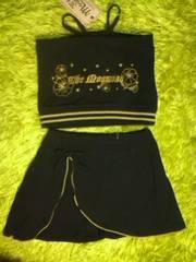 ●キャミ&インパン付スカートセット●95新品