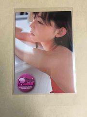秋山莉奈 2007 ボムトレカ 084