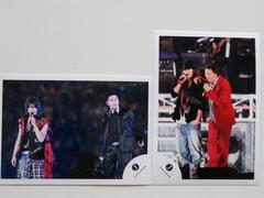 【KAT-TUN】公式混合写真 赤西仁 長瀬 2枚セット