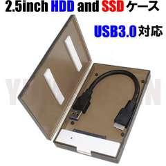 USB3.0�Ή� 2.5���HDD��SSD���O�t��USB�ި���ɏo����֗��ȹ��