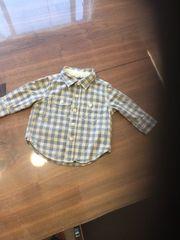 Baby Gap チェック柄シャツ