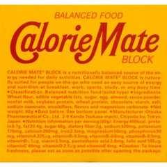 大塚製薬 カロリーメイトブロック メープル(4本×30箱)