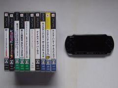 PSP-3000 �u���b�N ������ �\�t�g10�{�t ����m�F��Used