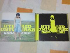 CD+DVD 水樹奈々 アルバム HYBRID UNIVERSE