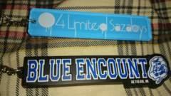 フォーリミ&ブルエン キーホルダー04Limitedsazabys BLUEENCOUNT