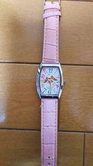 stitch☆腕時計 ピンク かわいい