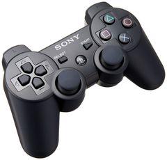 即決 PS3 純正ワイヤレスコントローラ DUALSHOCK3 ブラック 送料無料