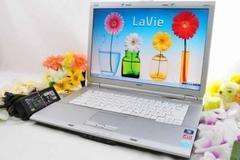 NEC LaVieパソコン☆DVD☆ wi-Fi☆