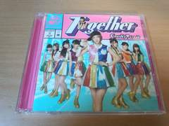 Cheeky Parade CD�uTogether�v�`�[�L�[�p���[�hDVD�t �A�C�h����