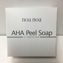 里オク noa noa ノアノア AHA Peel Soap 洗顔石鹸 100g
