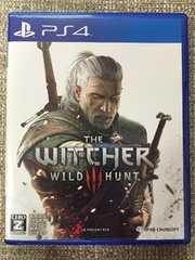 ウィッチャー3 ワイルドハント 美品 THE WITCHER�V WILDHUNT